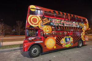lublin party bus